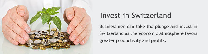 Invest in Switzerland